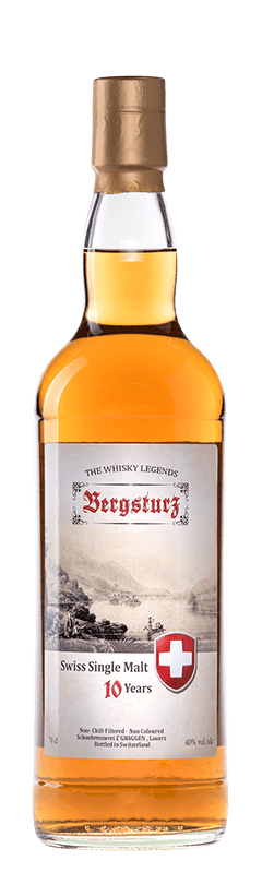 Bergsturz Single Malt Whisky